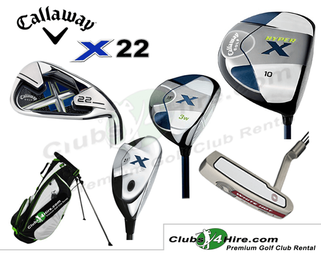 Callaway X22 Set (7RG)