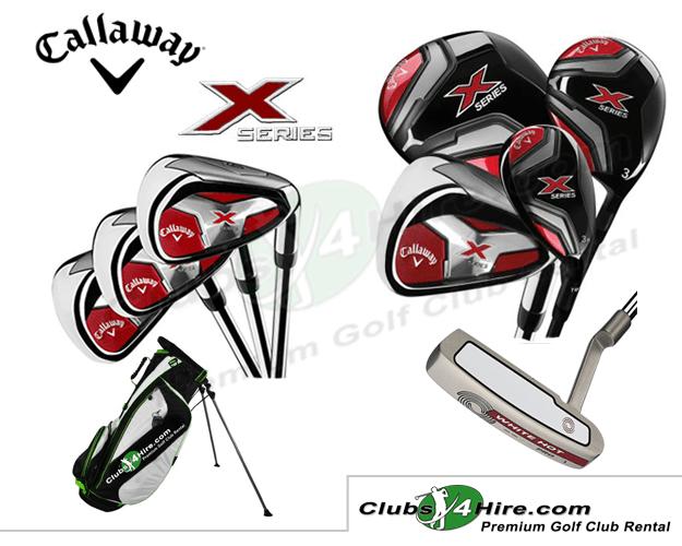Callaway X418 X-Series Set (32RG)