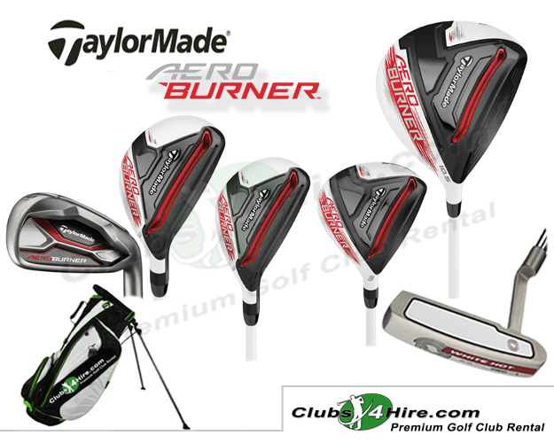 Taylormade Aeroburner Ladies Set (1RL)