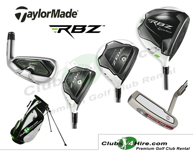 Taylormade RBZ Graphite Set (24RG)