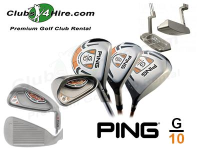 Ping G10 Set (30RG)