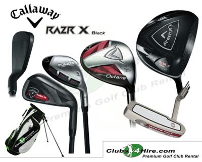 Callaway RazR X Set (12RG)
