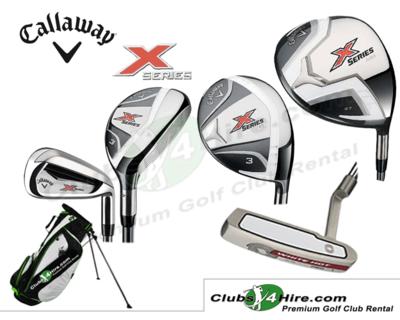 Callaway X415 X-Series Set (8RG)
