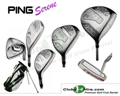 Ping Serene Ladies Set (2RL)
