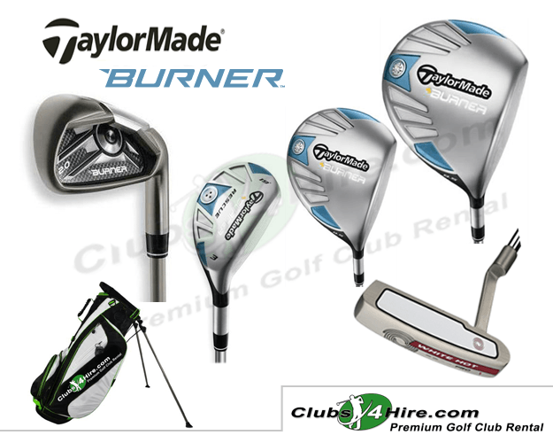 Taylormade Burner Ladies Set (7RL)