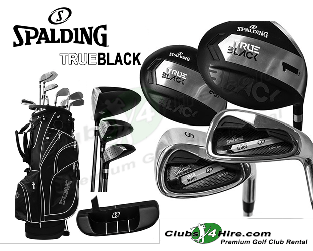Spalding True Black Set (TBRG)