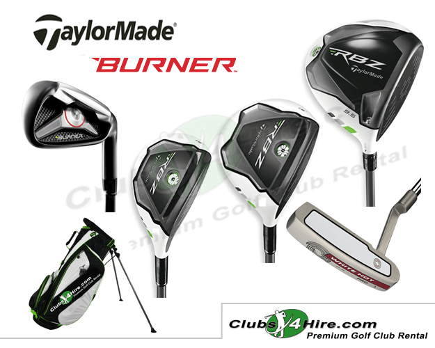 Taylormade Burner Graphite Set (20RG)
