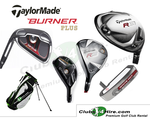 Taylormade Burner Plus Left-Handed (1