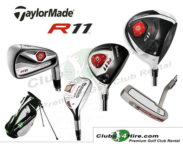 Taylormade R11 Set (25RG)