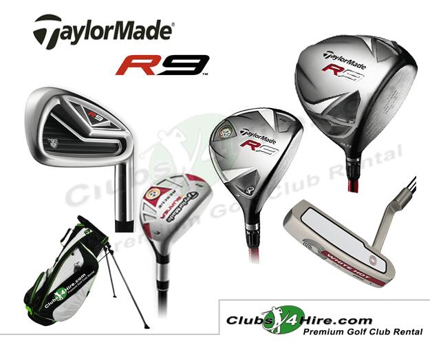 Taylormade R9 Stiff Set (26RG)