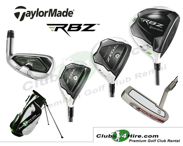Taylormade RBZ Set (23-RG)