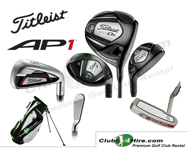 Titleist Ap1 Senior Graphite Set (13RG)