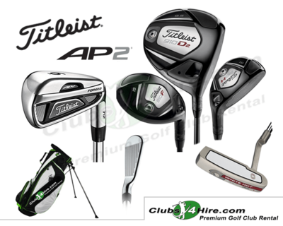 Titleist Ap2 Stiff Set (28RG)
